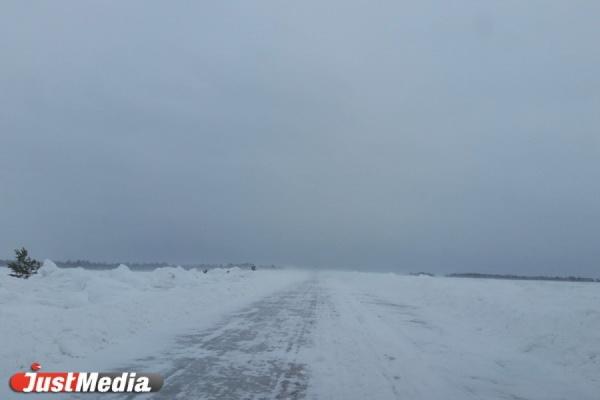 Дорожники обещают свердловчанам снегопады
