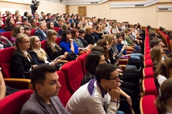 500 уральских школьников и студентов встретились с властью и предпринимателями в правительстве