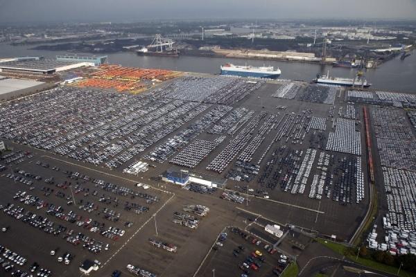 В Амстердаме экипаж российского судна объявил забастовку в порту