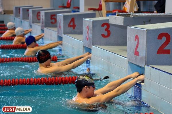 Сборная Кузбасса удачно выступила навсероссийских соревнованиях поплаванию