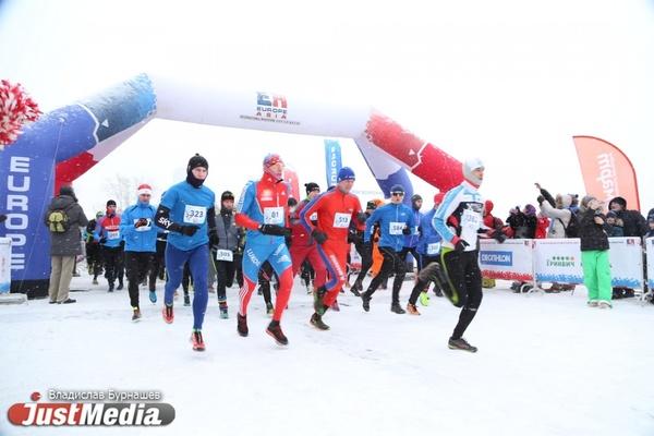 Первый зимний марафон реабилитировал организаторов Европы-Азии: забег удался