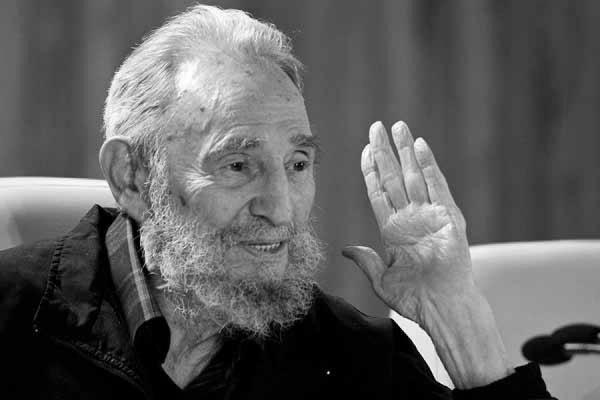 Прах Фиделя Кастро захоронили в Сантьяго-де-Куба