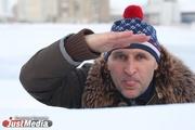 Евгений Артюх, экс-депутат: «Даже летом я часто думаю о зиме». В среду в Екатеринбурге -9 и снег. ФОТО и ВИДЕО