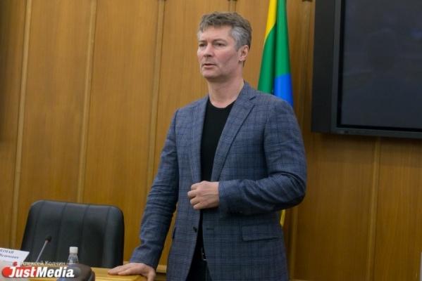 Екатеринбург останется без метро. Ройзман призвал «не питать иллюзий» по поводу его строительства без помощи федерального центра