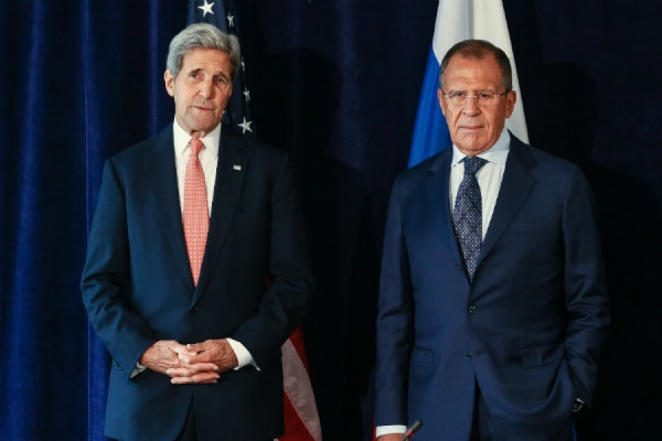 Лавров и Керри обсудили усилия по прекращению огня в Алеппо