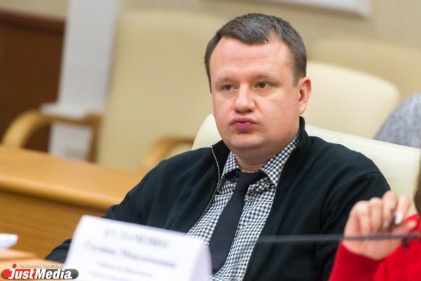 Бывший чиновник Заксобрания Игорь Данилов возглавил Екатеринбург-ЭКСПО