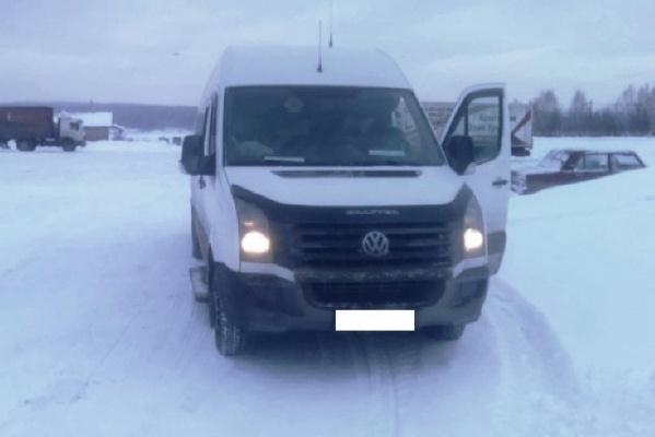 В Свердловской области поймали водителя, который с нарушениями перевозил детский танцевальный коллектив