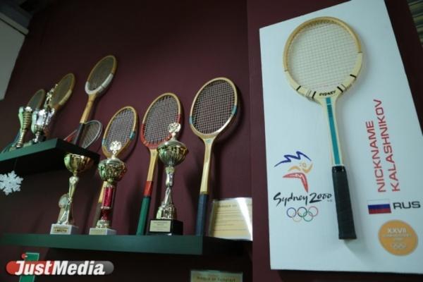 В Екатеринбурге двести теннисистов со всей России поборются за «Кубок Ельцина»