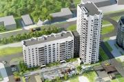 На Химмаше построят 20-этажный жилой комплекс с панорамными окнами. ФОТО