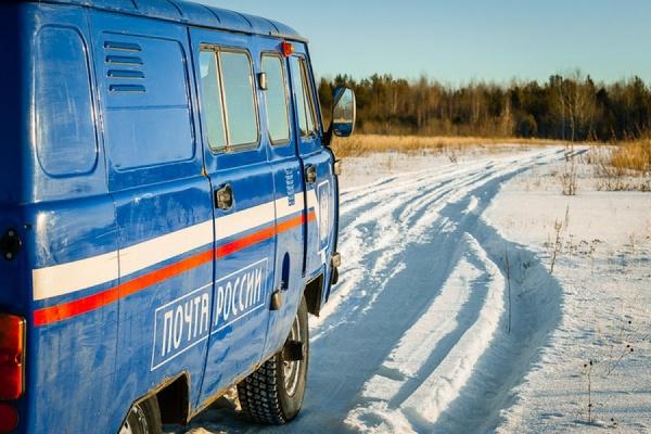 Свердловские почтовики приступили к доставке почты жителям отдаленных районов области по зимникам