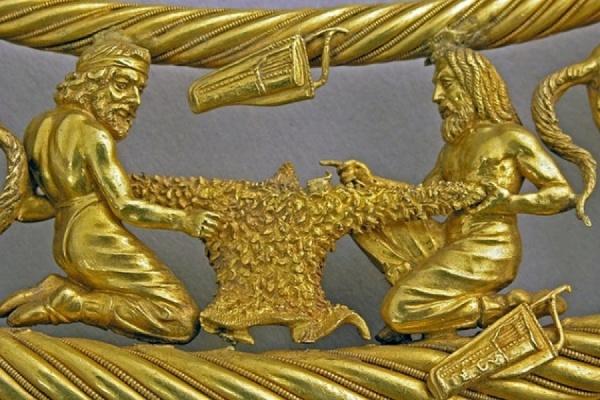 Скифское золото принадлежит Украине