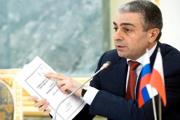 Заместителем генерального прокурора РФназначен Саак Карапетян