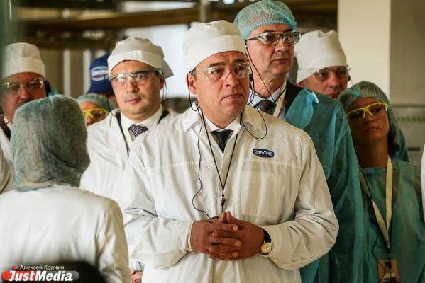 Куйвашев поручил правительству увеличить надои и довести до «молочного» уровня производство мяса, птицы и овощей