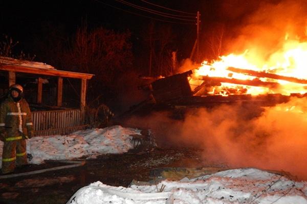 Полиция задержала поджигателя, который оставил без крыши над головой четыре семьи в Монетном