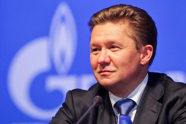 Миллер предупредил о рисках транзита газа в Европу