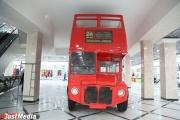 В центре Екатеринбурга в старинном английском автобусе откроется кофейня