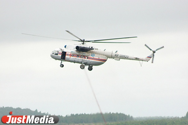 Непогода мешает самолету МЧС забрать пострадавших при ЧП с Ил-18