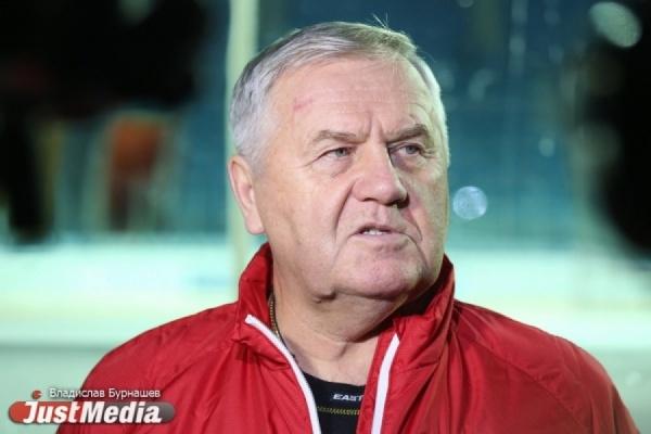 ХК «Автомобилист» продлил контракт с главным тренером Владимиром Крикуновым и его тренерским штабом