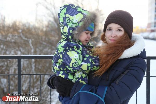 В Екатеринбурге – долгожданное «потепление»! Дизайнер Арина Матвеева: «Не люблю мороз: холодно, нос краснеет, для здоровья вредно». ФОТО, ВИДЕО