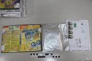 В Екатеринбурге на таможне задержали коробки для DVD-дисков, забитые наркотиками