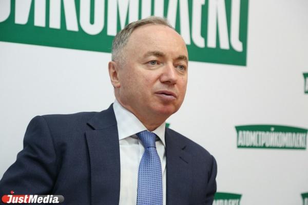 Валерий Ананьев: «Я ничего не знаю про роль УГМК в деле Opera Tower. Они немножко другими цифрами оперируют».