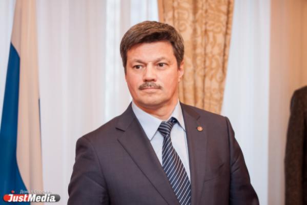 Председатель ФПСО Андрей Ветлужских поздравил своих коллег с наступающим Новым годом