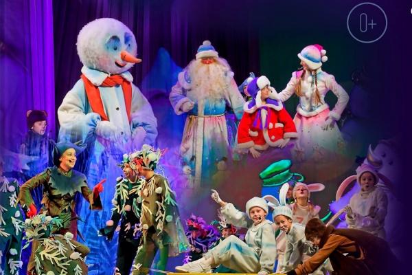 В новогодние праздники ТРЦ «Карнавал» приглашает мальчишек и девчонок на лучший ежегодный новогодний спектакль