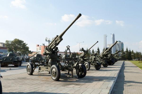 В этом году в Музее военной техники УГМК появились 1423 новых экспоната