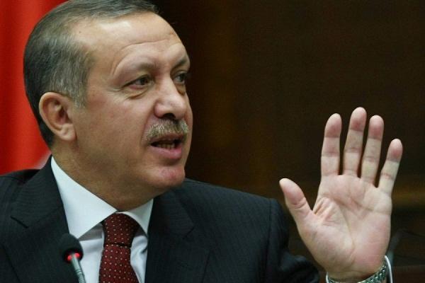 Эрдоган уличил США в поддержке ДАИШ