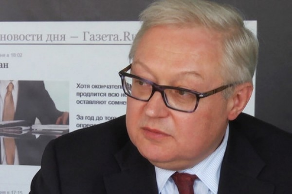 Рябков назвал неприемлемой резолюцию Франции и Британии по Сирии