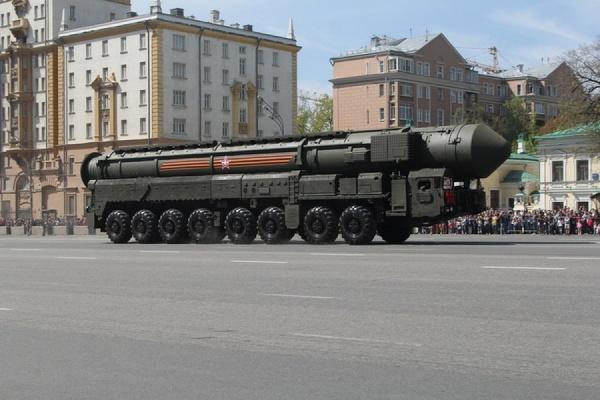 Поставки баллистических ракет «Ярс» могут сорваться