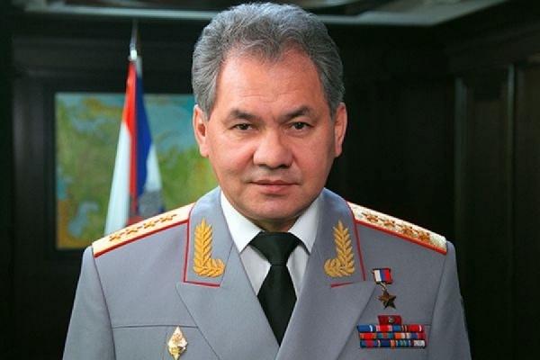 Министр обороны РФ похвалил ВКС за выполнение задачи в Сирии