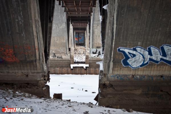 Навремя ремонта движение поМакаровскому мосту будет перекрыто