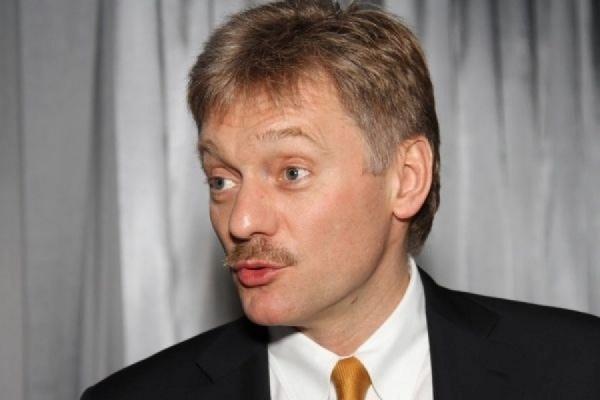 Песков назвал чушью заявления о наличии у Кремля компромата на Трампа