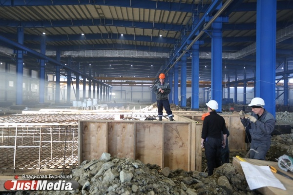 Новый резидент построит в«Титановой долине» завод за2 млрд руб.