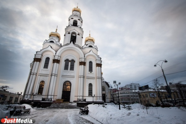 Хор Свердловской филармонии устроит рождественские песнопения в Большом Златоусте