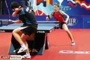 Сборная Свердловской области по настолько теннису завоевала путевку на чемпионат России в Сочи
