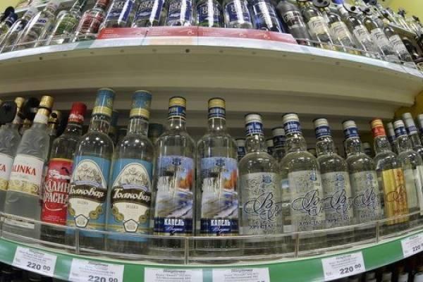 Может быть установлена новая минимальная цена на водку