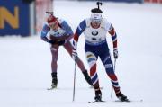 Шипулин проиграл чеху в борьбе за бронзу на этапе Кубка мира по биатлону