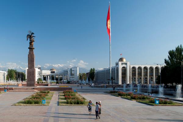 В Киргизии произошла авиакатастрофа