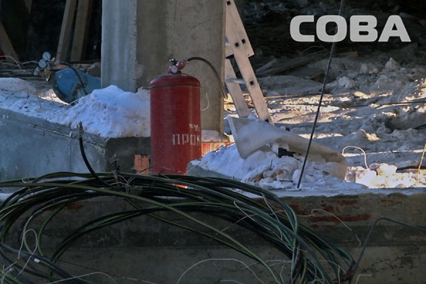Строителю оторвало ногу, 2-ой тяжело травмирован: взрыв настройке «Ленты» вЕкатеринбурге