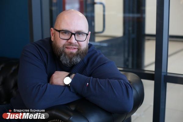 Владелец шикарной бороды Алексей Казаков: «Она меня защищает, мне тепло!». В Екатеринбурге сегодня похолодало. ФОТО, ВИДЕО