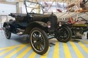 «Это настоящая легенда». В музее автомобильной техники УГМК появился Ford Model T
