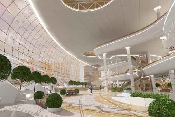 Проект автовокзала на Ботанике одобрили на публичных слушаниях в Екатеринбурге. ФОТО