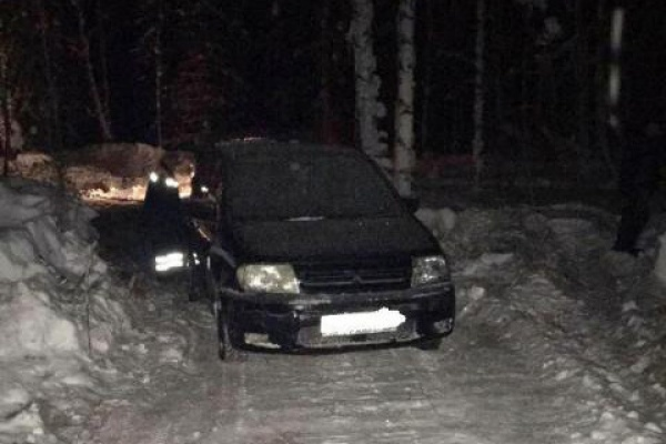Нетрезвый мужчина задавил своего коллегу налесной дороге вСвердловской области