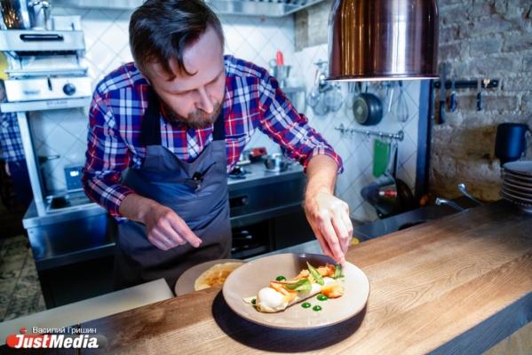 Екатеринбургский ресторан оказался в числе номинантов на престижную европейскую премию «Пальмовая ветвь»