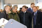 Шойгу посетил в Екатеринбурге авиазавод, который даст старт авиационному кластеру на Урале