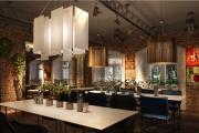 Кирпичные стены и авторская паста: на месте галереи «Свитер» открывается ресторан современной итальянской кухни