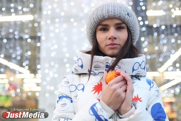 Администратор фитнес-клуба Metrofitness Виктория Хомчук: «Если зимой не радуют морозы – нужно идти в тренажерный зал». В Екатеринбурге снова снег. ФОТО, ВИДЕО