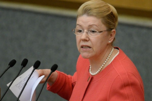 В «Справедливой России» назвали ожидаемым уход Елены Мизулиной